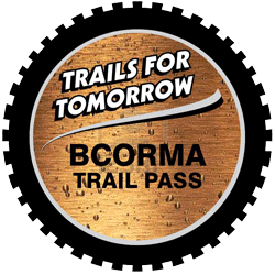 BCORMA trail pass